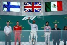 Lucky Hamilton Wins Chaotic Azerbaijan Grand Prix