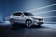 BMW Concept iX3 Electric Sports Activity Vehicle Revealed Ahead of Debut