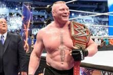 WrestleMania 34: Brock Lesnar Demolishes Roman Reigns to Retain WWE Universal Championship