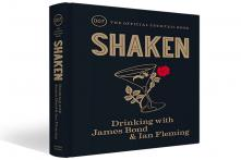 Official James Bond Cocktail Recipe Book 'Shaken' Out In September