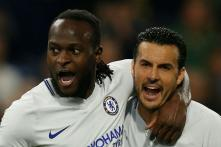 Victor Moses Strike Gives Chelsea Win at Burnley