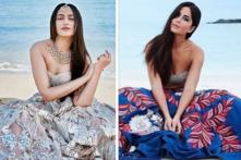 Sonakshi Sinha Takes Inspiration From Katrina Kaif For Her Latest Photoshoot; See Pics