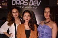 Celebrities at 'Daas Dev' Special Screening; See Pictures
