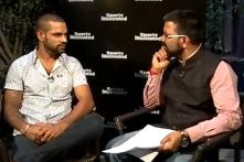 Rohit Sharma & I Share a Very Competitive Relationship: Shikhar Dhawan