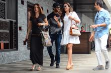 Hrithik Roshan and Sussanne Khan Fuel Reunion Rumours During Recent Movie Date; Watch Video