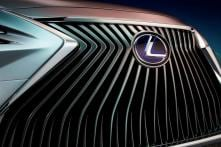 New Lexus ES Teased Ahead of Global Reveal at 2018 Beijing Motor Show