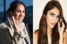 Meghan Markle or Vaani Kapoor: Who Wore the Self Portrait Green Dress Better?