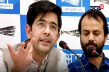 AAP's Raghav Chadha Challenges Lok Sabha Result in Delhi High Court After Poll Rout