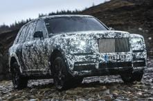 Rolls-Royce and National Geographic Join Hands for Cullinan SUV Final Challenge Testing