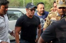 Salman Khan Thanks His Fans For Their Support, Says He Has 'Tears of Gratitude'