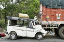 Every Hour 17 People Die in India Due to Road Accidents; Uttar Pradesh Most Dangerous – Infographic