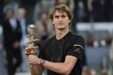 Alexander Zverev Powers Past Thiem to Win Madrid Masters Title