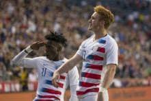 Josh Sargent & Tim Weah, Both 18, Score as USA Beats Bolivia 3-0