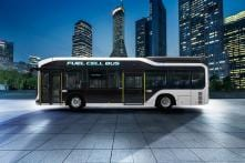 Toyota Introduces First Fuel Cell Bus 'Sora' Ahead of Olympic and Paralympic Games Tokyo 2020