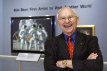 Astronaut and Moonwalker Alan Bean Dies at 86
