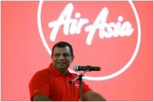 AirAsia Shares Hit as India Probes Fernandes