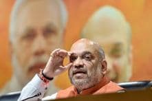 Not Letting Shah Speak in Parliament is Murder of Democracy, Says BJP