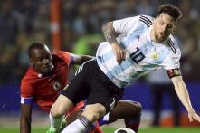 Messi Hat-trick Helps Argentina Register Comfortable Victory in Warm-up Tie