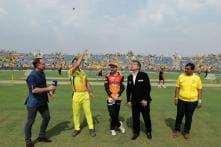 In Pics, IPL 2018, Match 46, Chennai Super Kings vs Sunrisers Hyderabad
