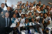 Real Madrid Parade Champions League Trophy in Front of Ecstatic Fans