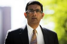 Trump to Give Full Pardon to Indian-American Conservative Commentator Dinesh D'Souza
