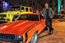 Happy Birthday Dwayne Johnson: Look at 'The Rock'-ing Fast and Furious Car Collection of this Superstar - See Pics