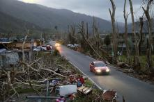Pictures Show Devastating Effect of Hurricane Maria in Puerto Rico