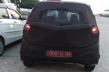 2018 Hyundai Santro (AH2) Compact Hatchback Interiors Spied for the First Time - See Pics