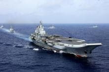 China's First Home-Made Aircraft Carrier Takes to the Sea, Another in the Works