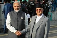 India-Nepal Ties Scaled 'New Heights' After Modi Visit: PM Oli