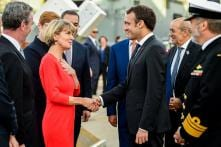Emmanuel Macron's 'Delicious' Compliment to Australian PM's Wife Lands Him in a Soup