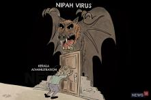 Only a Single 'Non-fatal' Case of Nipah Virus Reported From Kerala This Year, Says Union Health Minister