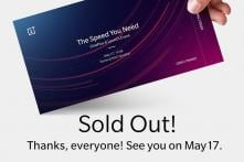 OnePlus 6 India Launch Tickets For May 17 Are Officially Sold Out