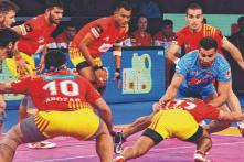 Pro Kabaddi League 2018: Points Table, Standings and Rankings