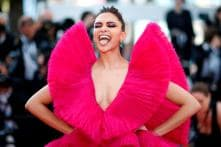 Deepika Padukone Makes A Splash By The Cannes Seaside In Hot Pink Number; See Pics
