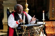 How Bishop Michael Curry's 'Fire Speech' Became A Talking Point of the Royal Wedding