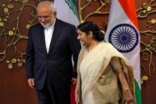 To Protect Strategic Interests With Iran, Swaraj Says India Won't Follow Unilateral Sanctions Imposed by US