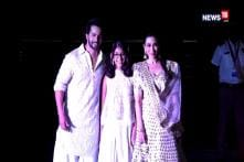 Sonam Kapoor-Anand Ahuja Sangeet Ceremony: Stars Shimmer In White And Gold