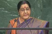 Sushma Swaraj to Pay Two-day Visit to Myanmar from May 10