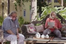 102 Not Out: Big B, Rishi Kapoor's Energy Alone Makes This Film Worth a Watch