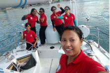 Northeast's First Woman Sailor Took 254 Days, Crossed 3 Capes to Circumnavigate the Globe