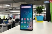 Vivo X21 First Look: A Super AMOLED Notch Display With a Fingerprint Sensor Under it