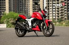 Test Ride Review: 2018 TVS Apache RTR 160 4V