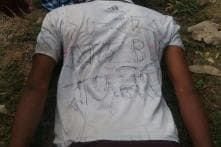 Bengal BJP Worker Found Hanging From Tree, Killers Left Chilling Message on His T-shirt