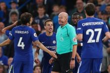 Chelsea Charged by English FA for Referee Confrontation
