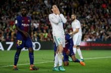 Real's Bale Denies 10-man Barca Win in Feisty Clasico