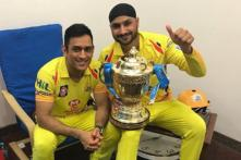 CSK's Third IPL Title Win Reminds Harbhajan of 2011 World Cup Victory