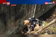 Watch: Lucknow Man Builds Drone To Rescue A Stranded Puppy