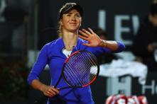 Svitolina Off the Mark in Rome, Sharapova Battles Through Rain