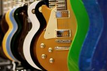Legendary US Guitar-maker Gibson Files for Bankruptcy